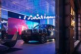 HR Owen's new Rolls-Royce Motor Cars showroom in Mayfair