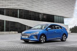 Hyundai's Ioniq Electric