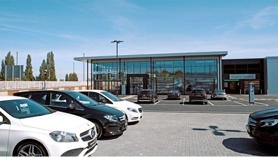 Inchcape offers ultimate mercedes benz customer for Mercedes benz of cincinnati new dealership