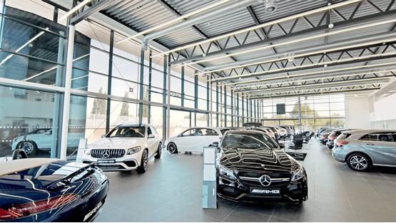Inchcape Car Dealerships