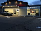 Infiniti's innovative pop-up dealership