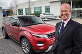 Jeremy Hicks, JLR UK managing director