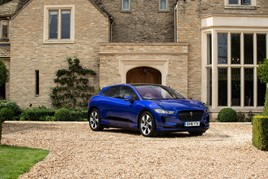 Jaguar I-Pace EV SUV