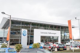 External view of a Jardine VW centre