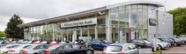 Jardine Milton Keynes Audi