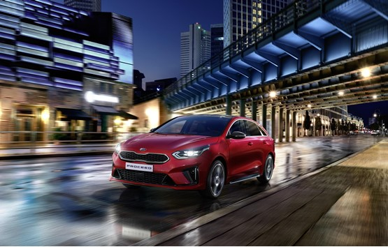 Kia ProCeed to take centre stage at the Paris Motor Show