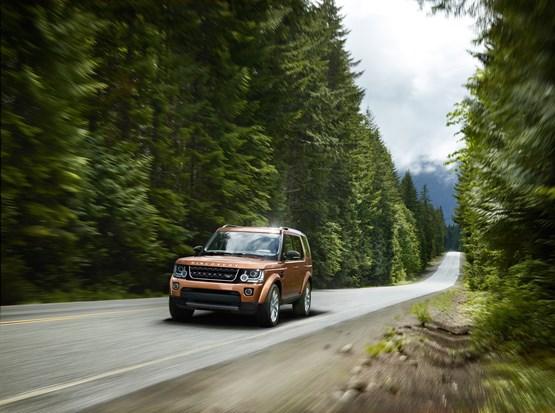 Land Rover Discovery Landmark