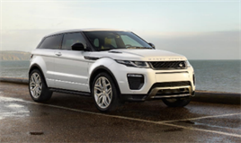 2016 Land Rover Evoque