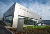 Lookers' new Colchester Land Rover facility