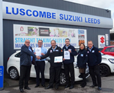 Luscombe Suzuki Leeds becomes 'working towards dementia friendly' 2017