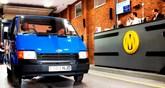 Manheim Ford Transit 'spy van' sale