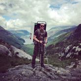 Manheim three peaks fridge hiker Matthew Bamber