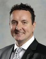 Mazda UK sales director Peter Allibon