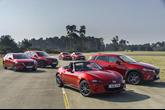 Mazda car range 2016