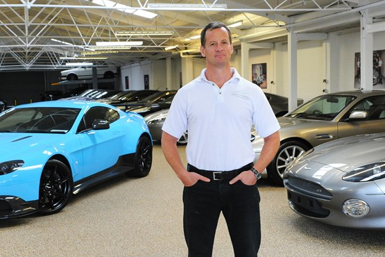 McGurk Perfomance Cars managing director, John McGurk