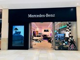 Mercedes-Benz Cardiff pop-up