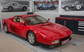Meridien Modena Ferrari service centre in Hampshire