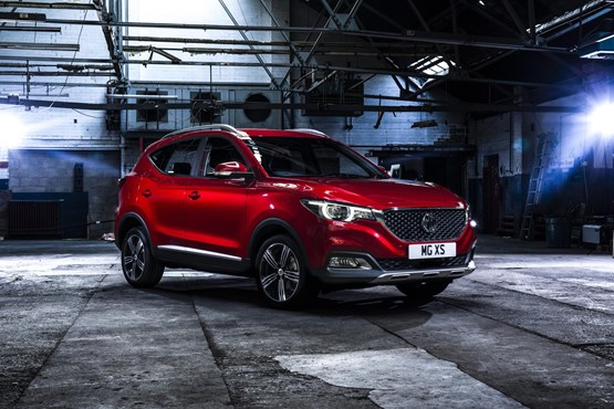 Pictures: 2018 MG ZS | Car galleries