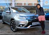 Konnie Huq - Mitsubishi brand ambassador 2016