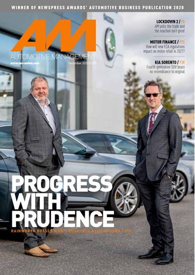 AM December 2020 magazine cover