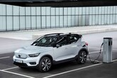 Volvo's XC40 Recharge electric vehicle (EV)