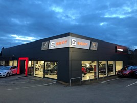 Motorvogue Northampton opens Seat Cupra showroom