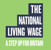 National Living Wage logo