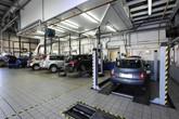 Workshop servicing
