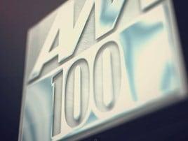 AM100 logo