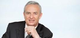 Volkswagen Group's former chairman Martin Winterkorn