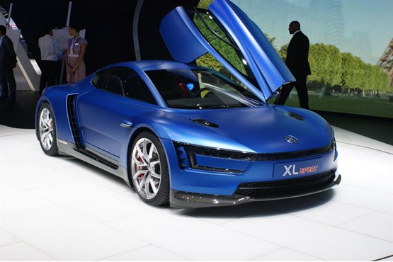 All New Ducati Engined Volkswagen Xl Sport Revealed Car