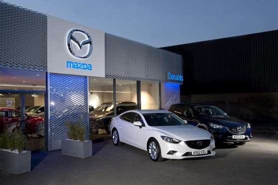 Mazda Dealership Md >> Mazda S Fortunes Are In Transformation Says Md Thomson