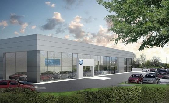 Peter Cooper Volkswagen Hedge End visual