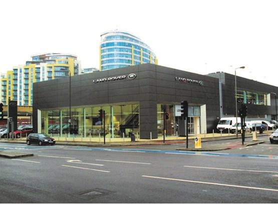 lookers opens new land rover centre car dealer news. Black Bedroom Furniture Sets. Home Design Ideas