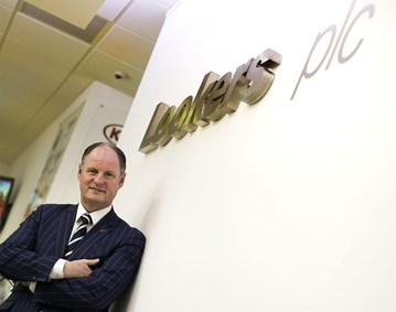 Lookers plc chief executive Andy Bruce