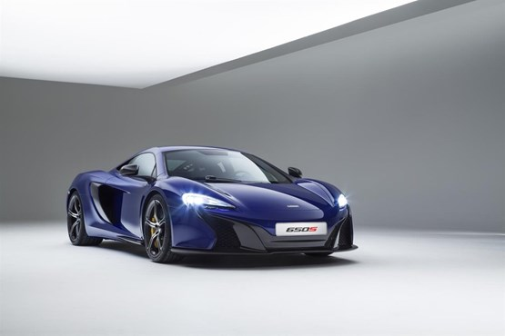 mclaren appoints jolyon nash as sales and marketing director | car
