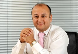 Daksh Gupta, chief executive Marshall Motor Group