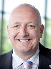 Alphera's head of national sales Kirk Franks