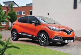 Euro winner: Renault's Captur