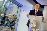 Mike Hawes, SMMT chief executive
