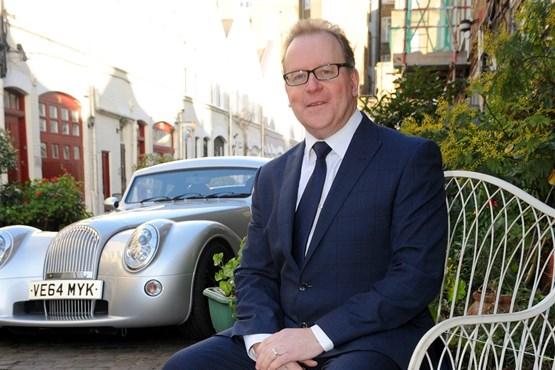 London Morgan Gives Sports Car Customers The Savile Row Treatment