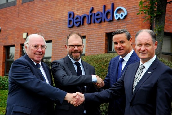 Benfield Motor Group is sold to Lookers