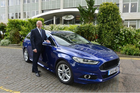 Ford of Britain appoints Andy Barratt as its new chairman and managing director