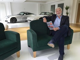 TVR to return to production