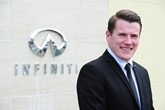Infiniti's Mark Sheedy
