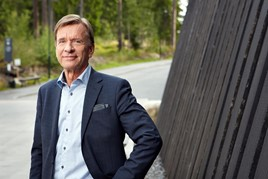 President and CEO of Volvo Car Group Hakan Samuelsson