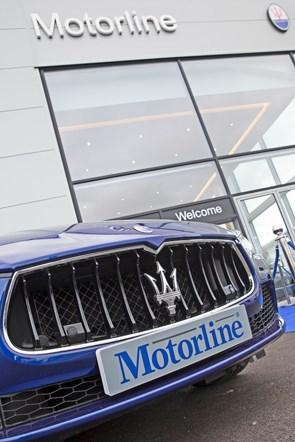 Motorline opens Maserati dealership in Kent