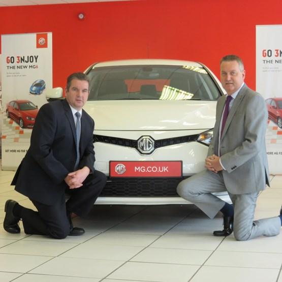Roadworthy Bristol joins MG franchise