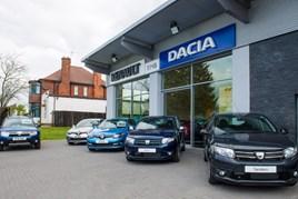 RMB Automotive Renault and Dacia in Northallerton