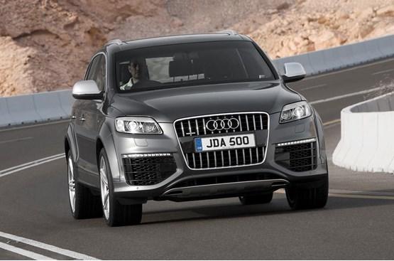Auto Trader Audi Q7 UK's fastest selling used car April 2015